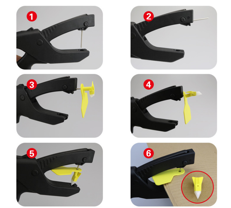 one-piece for ear tag plier